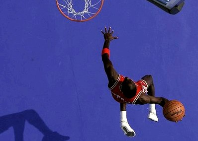 Человек-легенда: майкл джордан. спортсмен, который умел летать