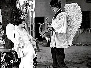 Чарли чаплин: черно-белый человек, покоривший весь мир